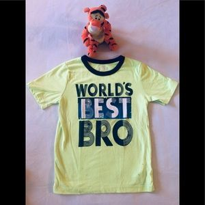 Other - Best Bro t shirt size 5/6